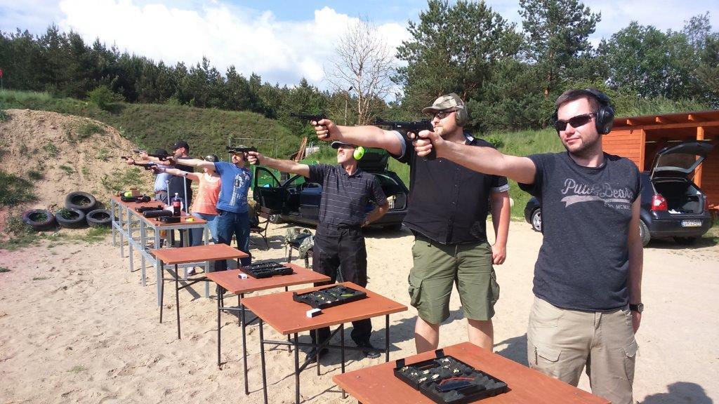 Treningi strzelań dokładnych – koniec sezonu