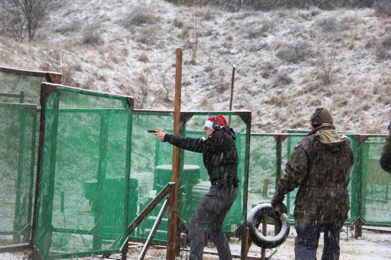 IPSC Pistolet Level 1 – Zima