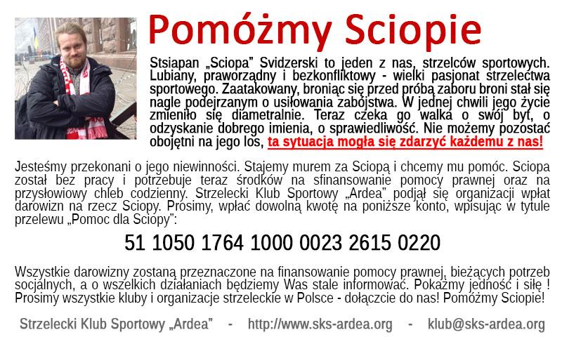 Pomóżmy Sciopie