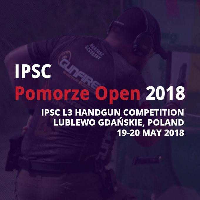 IPSC Pomorze Open 2018 – ruszyła rejestracja